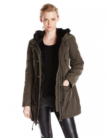parka for ladies fall winter 2015-2016