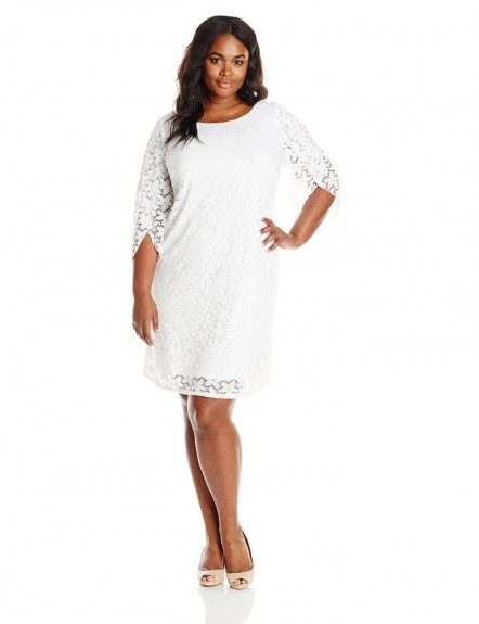 white summer dress 2015-2016