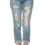 Ways to Wear Ripped Jeans