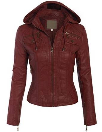 2015-2016 womens leather jacket