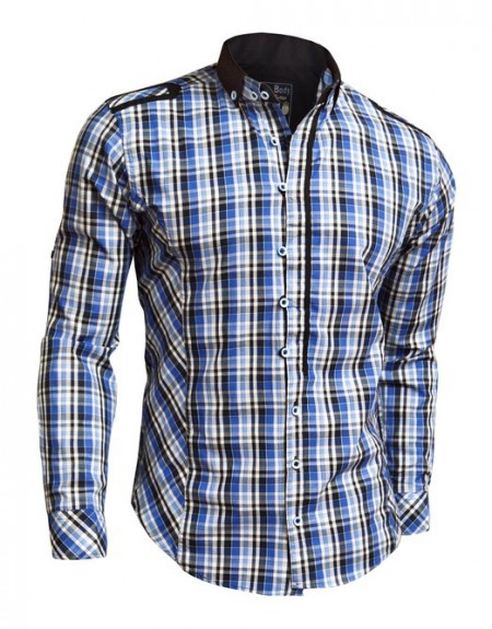 chequered shirt 2015-2016