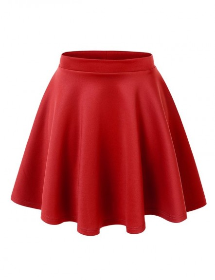 tips to match red skirt