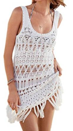 amazing crochet dress