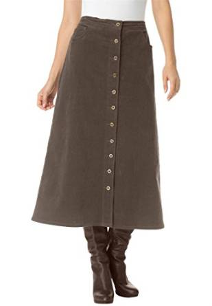 best corduroy skirt