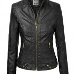 Amazing Leather Jackets for Women in Spring...