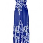 Beautiful Maxi Dress 2015-2016