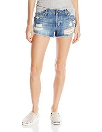 2015 denim shorts