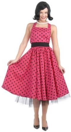 2016-2017 polka dress