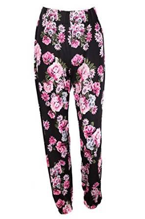 floral pants 2016-2017