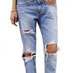 Tips to Wear Ripped Jeans