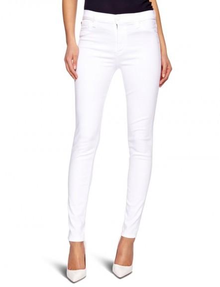 ladies white jean 2016