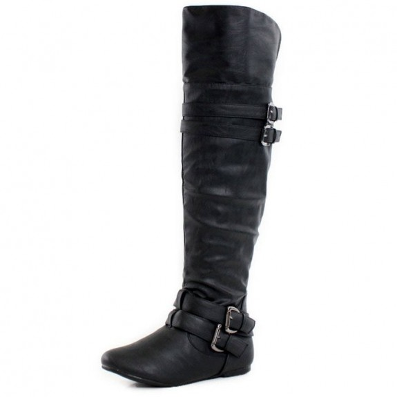 womens over the knee boot 2016