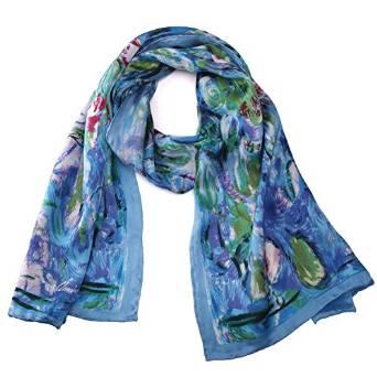 2016-2017 silk scarf