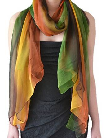 best silk scarves