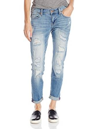 ladies boyfriend jeans 2019