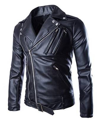 2016 - 2017 biker leather jacket