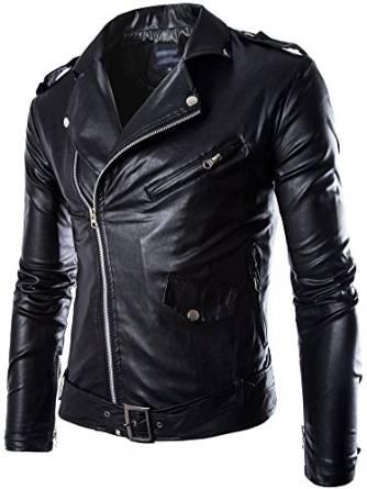 2016 amazing leather jacket
