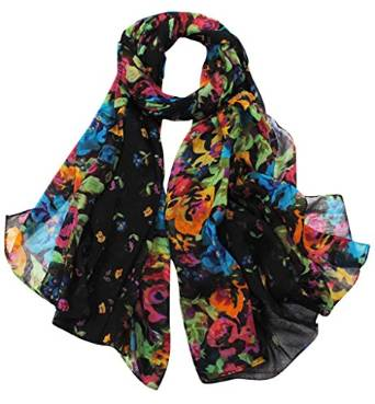 2016 best floral prints floral scarf