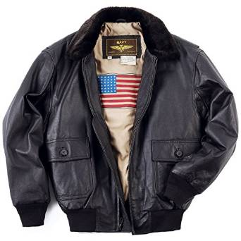 2016 leather bomber jacket