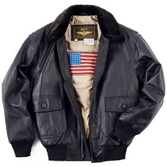 2016 leather bomber jacket