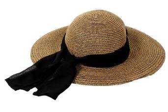 amazing floppy sun hat