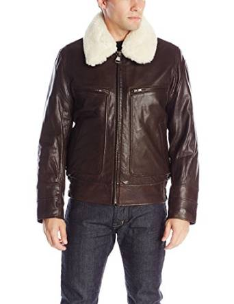 best aviator leather jacket 2016
