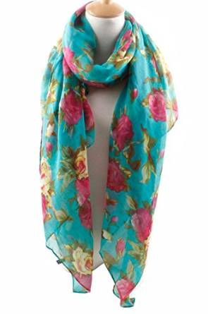 floral print scarf 2016