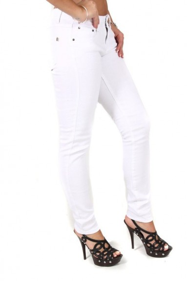 white jean for women 2016