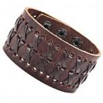 Men's Leather Bracelet 2016 Trends