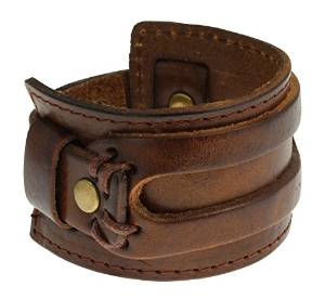 best leather bracelet