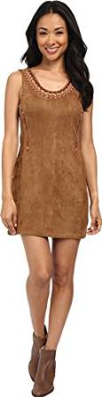 suede best ladies dress