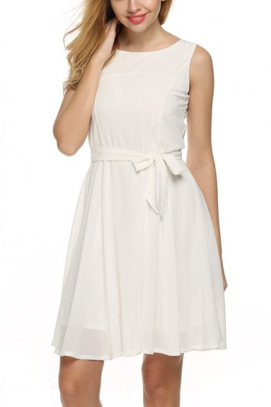 summer white dress 2018