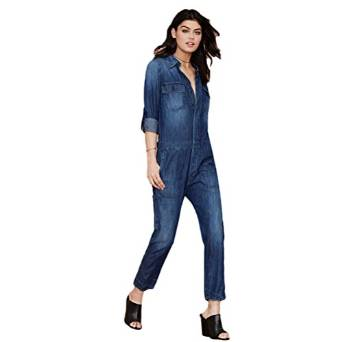 2016 denim jumpsuit