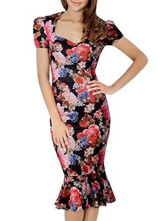 best ladies floral frocks