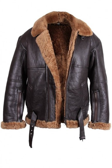 shearling jacket 2018