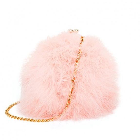 2017 fur bag
