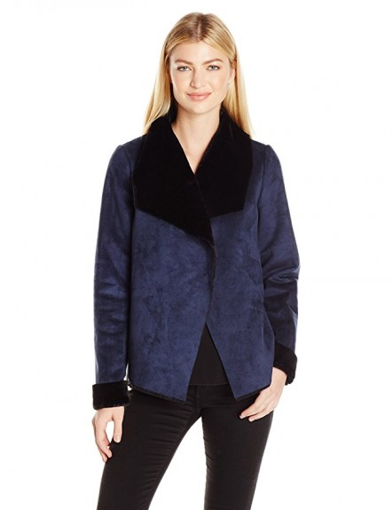 shearling jacket for ladies 2017