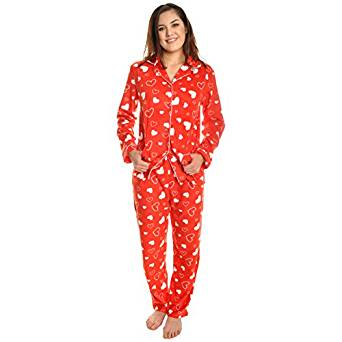 2017-2018 ladies pajamas