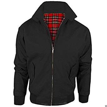 2017 harrington jacket