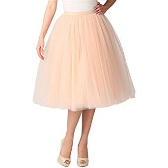best tulle skirt 2017