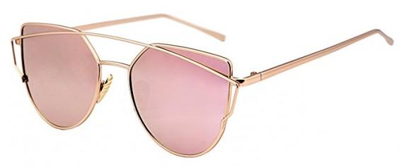 ladies mirrored sunglasses 2017