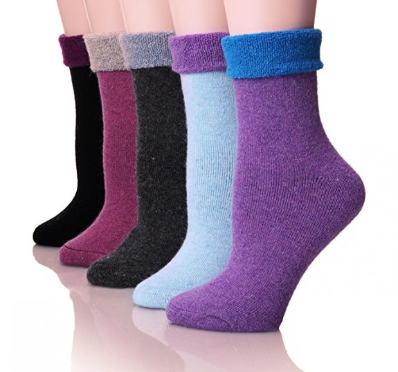 2017-2018 winter socks