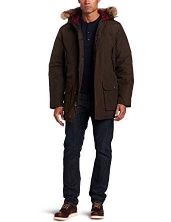 2018 parka for men