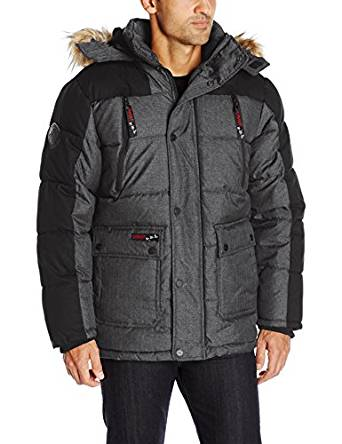 parka coats for men 2018