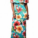 Bohemians Summer Maxi Dress 2017-2018
