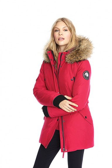 best ladies parka 2018