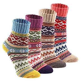 funny winter socks 2018