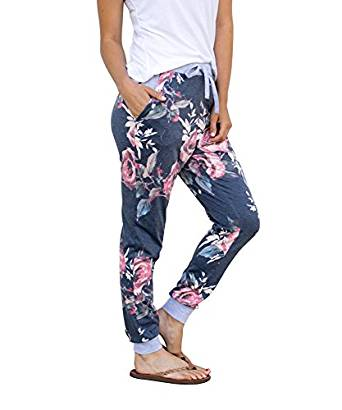 2018 floral prints pants