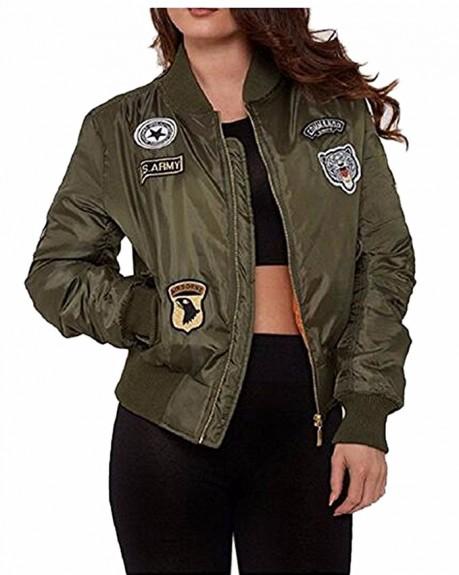 2018 military jacket