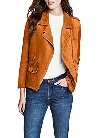2018 suede jacket